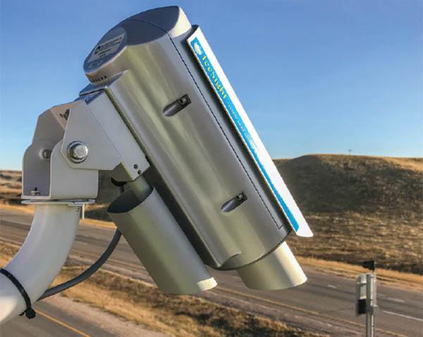 High Sierra Electronics IceSight Fixed Road Weather Sensor